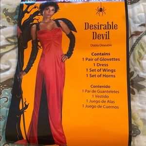 Women's Devil Costume